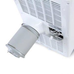 Climatiseur mobile avec évacuation d'air Trotec PAC 4700 X