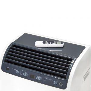 Unité de climatisation mobile TROTEC PAC 4600 réglages et fonctionnement