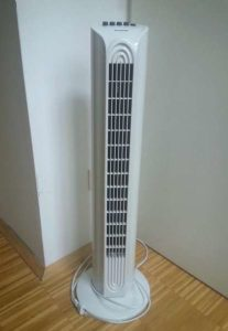 Test ventilateur tour oscillant Duracraft DO-1000E