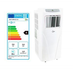 Climatiseur mobile multifonction Suntec Wellness Klimatronic Impuls 2.6+