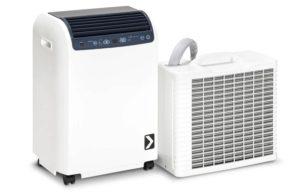 Climatiseur mobile sans évacuation TROTEC PAC 4600 split