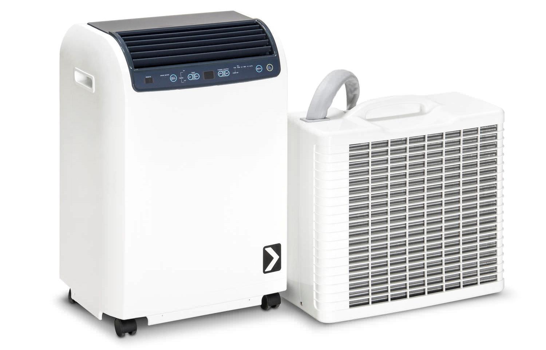 climatiser sa maison climatiser sa maison climatiseur mobile split deux units spars vinaora. Black Bedroom Furniture Sets. Home Design Ideas