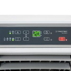 Comment installer/démarrer climatiseur ventilateur déshumidificateur TROTEC PAC 2000 S
