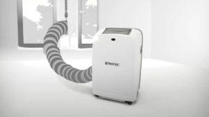 Climatiseur mobile monobloc avec évacuation d'air PAC 2000 S TROTEC