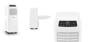 Climatiseur mobile avec évacuateur Klarstein Pure Blizzard 3 2G