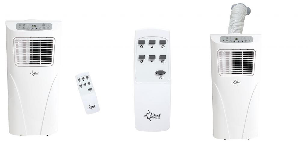 climatiseur suntec wellness klimatronic impuls 2 6. Black Bedroom Furniture Sets. Home Design Ideas