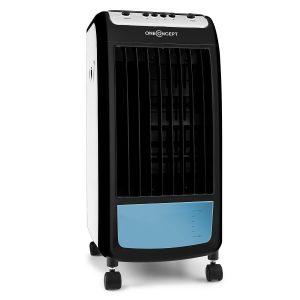 Ventilateur rafraîchisseur d'air climatiseur oneConcept CarribeanBlue