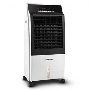 Rafraîchisseur d'air portable humidificateur et purificateur d'air Klarstein CTR-1 v2
