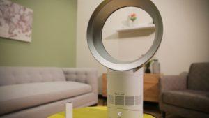 Ventilateur silencieux sans pale avec télécommande Dyson AM06 avis et conseils