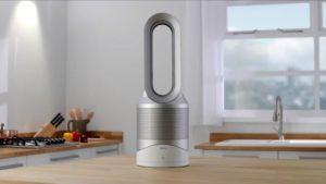 Ventilateur cuisine purificateur santé Dyson Pure Hot Cool Link