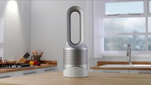 Ventilateur cuisine purificateur programmable Dyson Pure Hot Cool Link