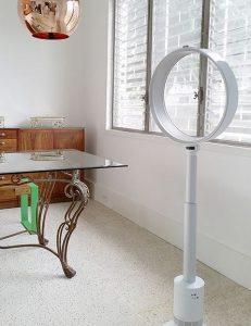 Ventilateur confort sans pale Dyson AM08 avis et conseils
