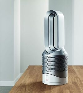 purificateur ventilateur r versible dyson pure hot cool. Black Bedroom Furniture Sets. Home Design Ideas