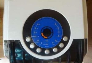 Panneau de contrôle rafraîchisseur air ventilateur Ravanson KR-7010