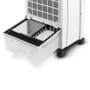Recharge réfrigérantes refroidisseur air oneConcept CTR-1 installation