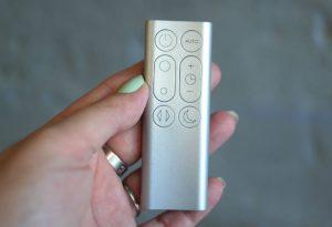 Télécommande ventilo Dyson purificateur Dyson Pure Cool Link