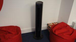 Ventilateur colonne sur pied Honeywell HO5500RE