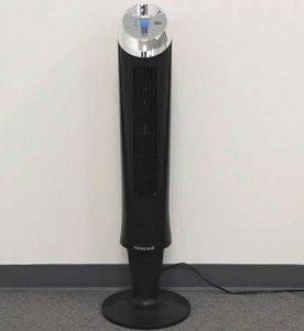 Ventilateur colonne silencieux Honeywell HY254E4 QuietSet