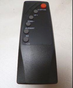 Télécommande ventilateur silencieux pas cher Klarstein MyStream