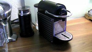 Cafétière Krups Nespresso