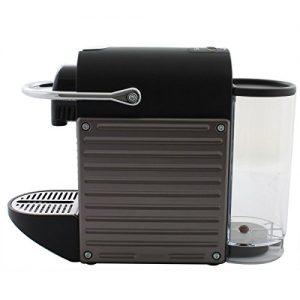 Cafeti re expresso capsules krups nespresso yy1201fd - Krups yy1201fd nespresso pixie machine a espresso titane ...