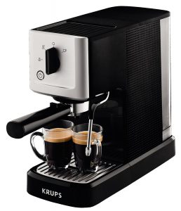 Cafetière expresso à percolateur Krups XP3440