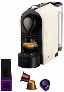 Machine à Nespresso Krups U Pure Cream YY1301FD pas chère