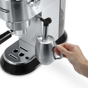 Machine à café expresso à percolateur DeLonghi EC Dedica