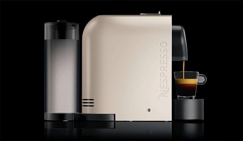 Test machine à café dosettes Nespresso Krups U Pure Cream YY1301FD