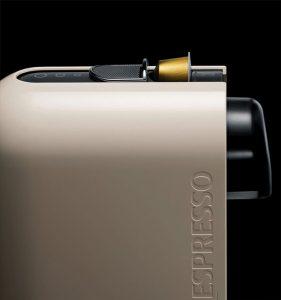 Test utilisation machine à café dosettes Nespresso Krups U Pure Cream YY1301FD