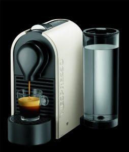 avis machine à café dosettes Nespresso Krups U Pure Cream YY1301FD